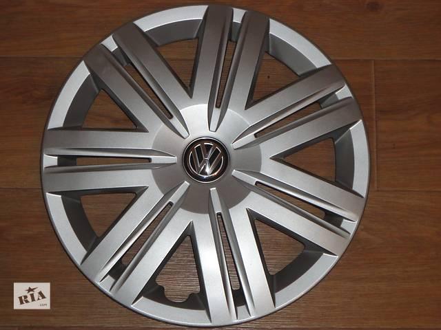 бу Продам Оригинальные колпаки на колеса Volkswagen Polo R14 Фольксваген Поло R14 Оригинал 6C0.601.147 в Киеве