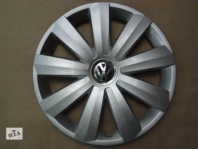 Продам Оригинальные колпаки на колеса Volkswagen R16 ФольксВаген R16 Оригинал 3AA.601.147- объявление о продаже  в Киеве