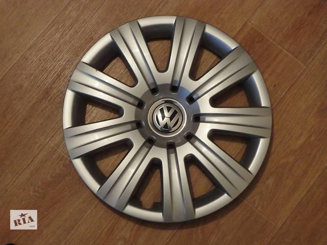 бу Продам Оригинальные колпаки на колеса Volkswagen Tiguan R16 ФольксВаген Тигуан R16 Оригинал 5N0.601.147 в Киеве