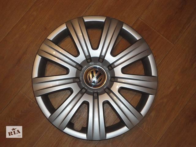 Продам Оригинальные колпаки на колеса Volkswagen Tiguan R16 ФольксВаген Тигуан R16 Оригинал 5N0.601.147- объявление о продаже  в Киеве