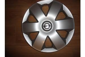 Новые Колпаки на диск Nissan Almera Classic