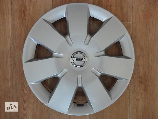 купить бу Продам Оригинальные колпаки на Nissan Note R15 Ниссан Ноут R15 Оригинал- 403159И00А  в Киеве