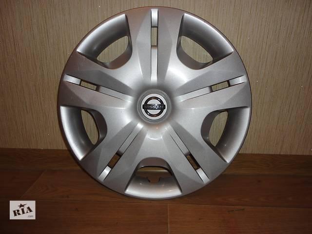 Продам Оригинальные колпаки на Nissan Tiida Ниссан Тиида R15 /2012. Оригинал- 40315ZN90A- объявление о продаже  в Киеве