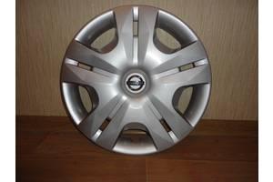 Новые Колпаки на диск Nissan TIIDA
