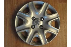 Новые Колпаки на диск Peugeot 207