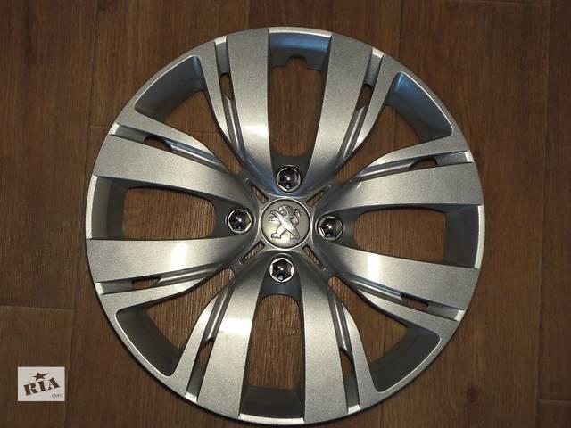 продам Продам Оригинальные колпаки на Peugeot 208 R15 Пежо 208 R15 Оригинал SPA X62 3447 бу в Киеве