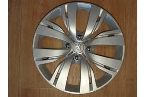 Новые Колпаки на диск Peugeot 208