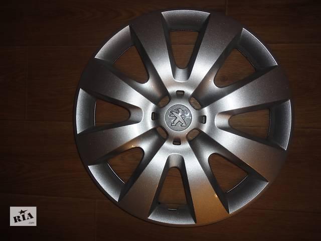 бу Продам Оригинальные колпаки на Peugeot 301 Пежо 301 R15/201г Оригинал PE-009.1Y.0 в Киеве
