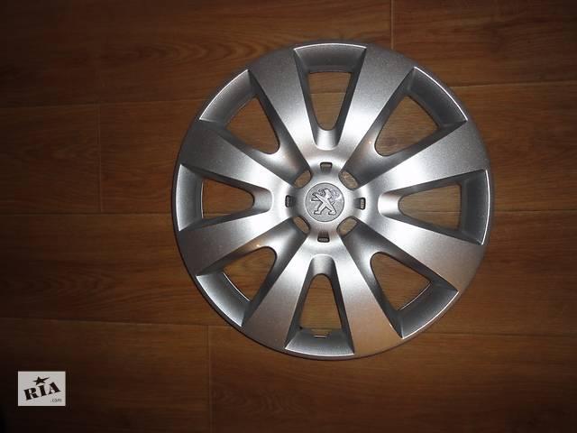 продам Продам Оригинальные колпаки на Peugeot 301 Пежо 301 R15 Оригинал PE-009.1Y.0 бу в Киеве