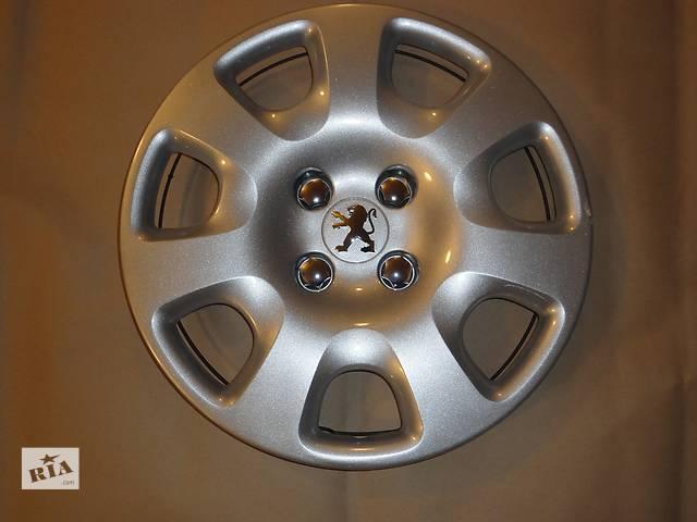 продам Продам Оригинальные колпаки на Peugeot 308 Пежо 308 R15 Оригинал Т7-РGТ-В-15 бу в Киеве