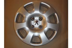 Новые Колпаки на диск Peugeot 308