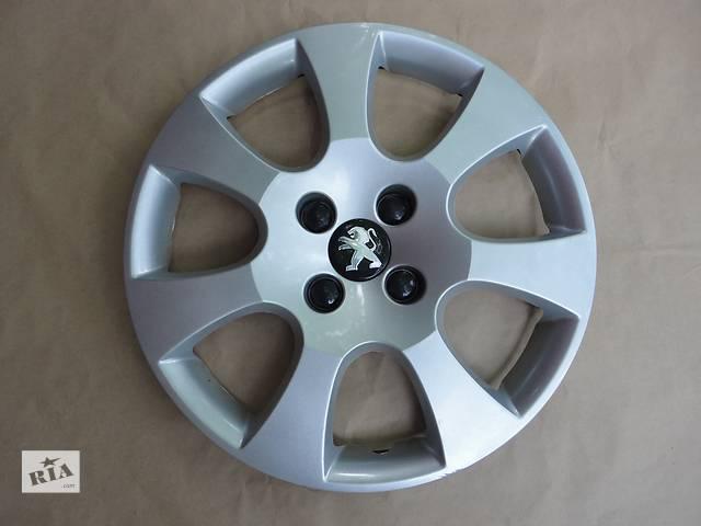 продам Продам Оригинальные колпаки на Peugeot  Пежо R16  Оригинал T7-PGT-C-16  бу в Киеве