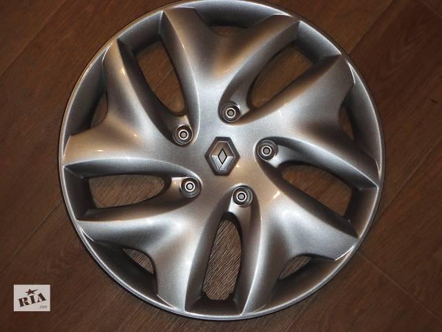 купить бу Продам Оригинальные колпаки на Renault Рено R15 Оригинал - 403159255R в Киеве