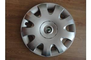 Новые Колпаки на диск Skoda Octavia A5