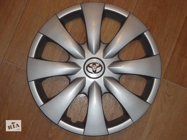 Продам Оригинальные колпаки на Toyota Corolla R15 Тойота Королла R15 Оригинал 42602-12800- объявление о продаже  в Киеве