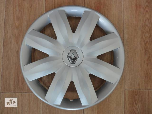 Продам Оригинальные колпаки Renault Symbol Рено Симбол R14/2008г Оригинал 8 200 539 181- объявление о продаже  в Киеве