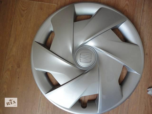 продам Продам Оригинальные колпаки Seat Ibiza Сеат Ибица R 15 Оригинал 6JA 601 147 C бу в Киеве