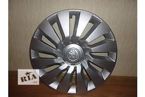 Продам Оригинальные колпаки Skoda Octavia A7 R16  Шкода Октавиа А7 R16  Оригинал 5E0 601 147 C