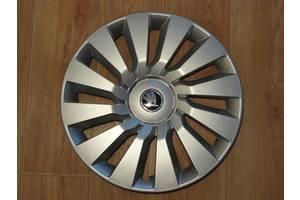 Новые Колпаки на диск Skoda Octavia A7