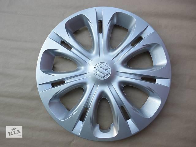 купить бу Продам Оригинальные колпаки Suzuki   Сузуки  R16 Оригинал 43250-54POO  в Киеве