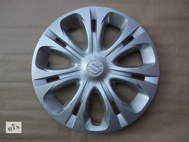 купить бу Продам Оригинальные колпаки Suzuki (Сузуки) R16 Оригинал 43250-54POO в Киеве