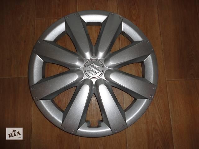 бу Продам Оригинальные колпаки Suzuki SX4 Сузуки SX4 R16 Оригинал 43250-79J10 в Киеве