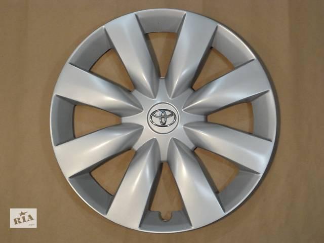 продам Продам Оригинальные колпаки Toyota Avensis Тойота Авенсис R16 Оригинал 42602-05100 бу в Киеве