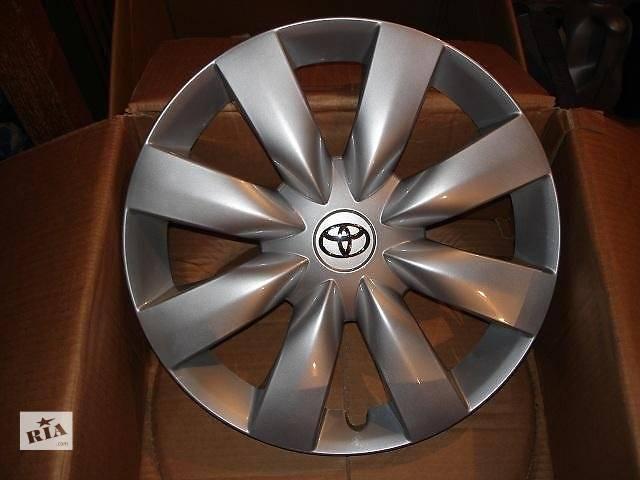 продам Продам Оригинальные колпаки Toyota Avensis (Тойота Авенсис) R16 Оригинал 42602-05101  бу в Киеве