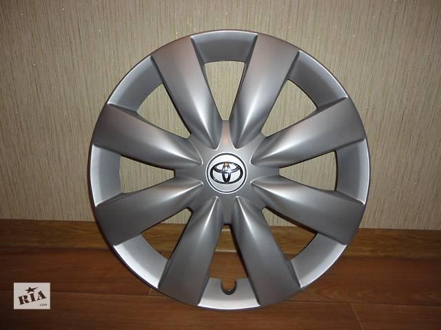 продам Продам Оригинальные колпаки Toyota Avensis  Тойота Авенсис R16 Оригинал 42602-05101  бу в Киеве