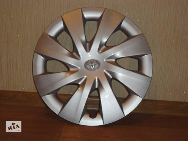 бу Продам Оригинальные колпаки Toyota Yaris (Тойота Ярис) R15 Оригинал 42602-0D200 в Киеве