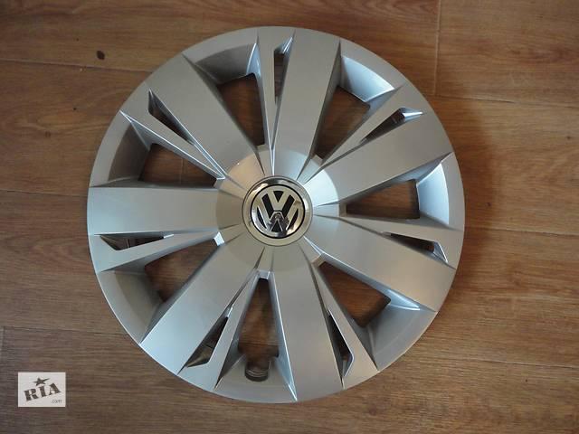 бу Продам Оригинальные колпаки Volkswagen Jetta 6 R16 ФольксВаген Джетта 6 R16 Оригинал 5C0.601.147.A в Киеве