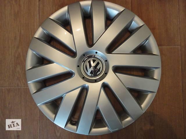 купить бу Продам Оригинальные колпаки Volkswagen Jetta R16 ФольксВаген Джетта R16 Оригинал 1K0.601.147.H в Киеве