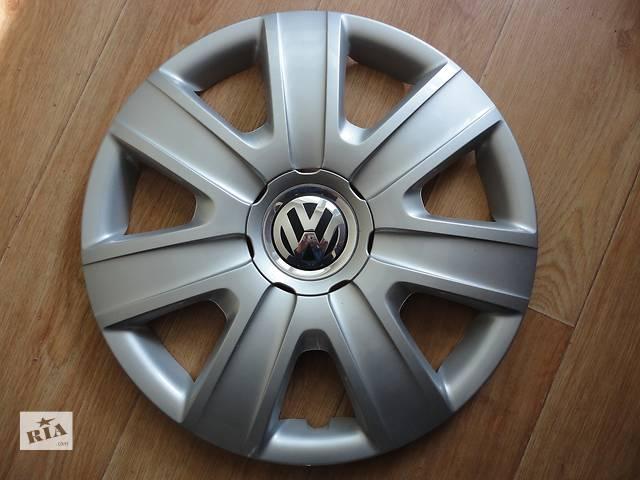 продам Продам Оригинальные колпаки Volkswagen Polo R14 Фольксваген Поло R14 Оригинал 6R0.601.147 бу в Киеве