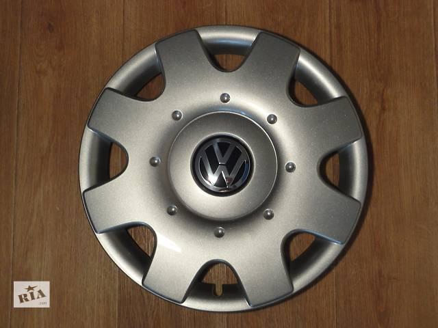 продам Продам Оригинальные колпаки Volkswagen R16 Фольксваген R16 Оригинал 1Т0 601 147С бу в Киеве