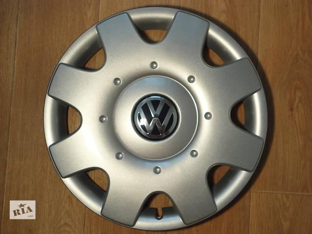 бу Продам Оригинальные колпаки Volkswagen R16 Фольксваген R16 Оригинал 1Т0 601 147С в Киеве
