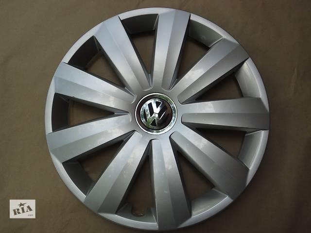бу Продам Оригинальные колпаки Volkswagen R16 Фольксваген R16 Оригинал 3AA.601.147 в Киеве