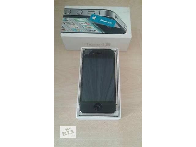 бу Продам оригинальный iPhone 4s 32gb в Никополе