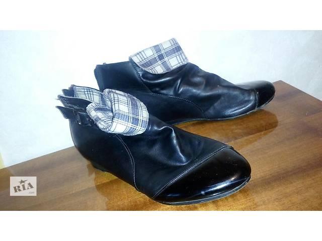 бу Продам осенние ботинки в Сумах
