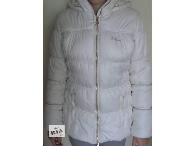 Продам осеннюю куртку с капюшоном Demix- объявление о продаже  в Харькове