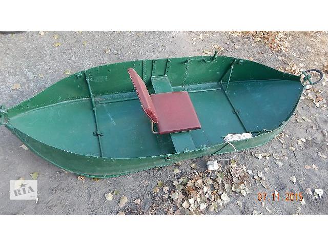 лодка дюралевая одна местная