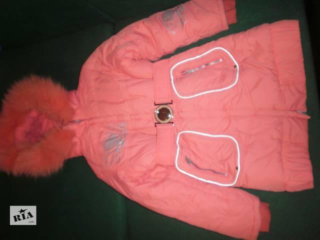 Продам пальто Donilo на девочку р 140- объявление о продаже  в Харькове