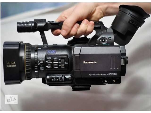Продам Panasonic AG-DVX100BE- объявление о продаже  в Тернополе
