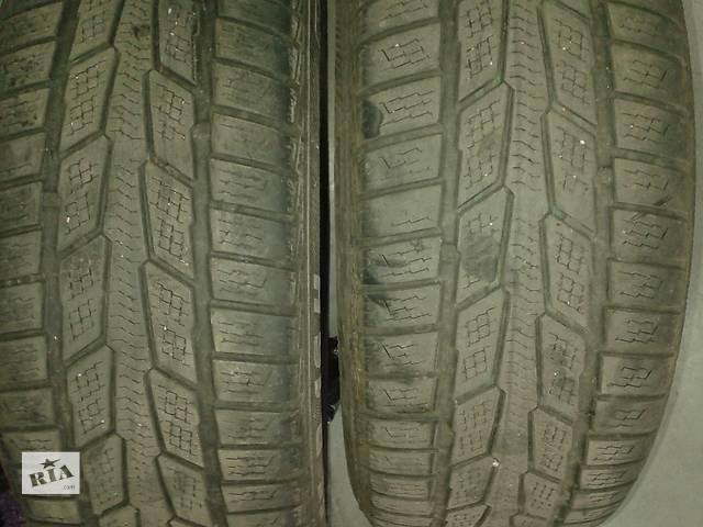 ПРОДАМ пару зимних Б/у шины для легкового авто 205/55R16- объявление о продаже  в Полтаве
