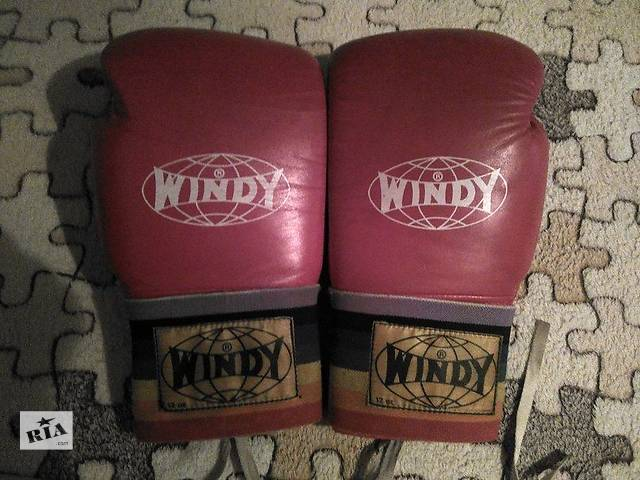 продам Продам перчатки боксерские WINDY 12 бу в Одессе