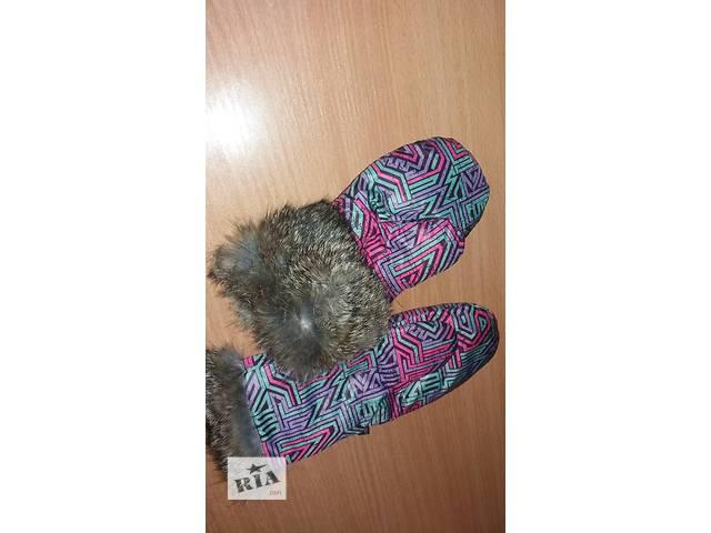 продам Продам Перчатки из натурального меха бу в Одессе