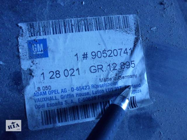 передняя левая дверь опель астра OPEL ASTRA G опель астра GM-90520741- объявление о продаже  в Киеве