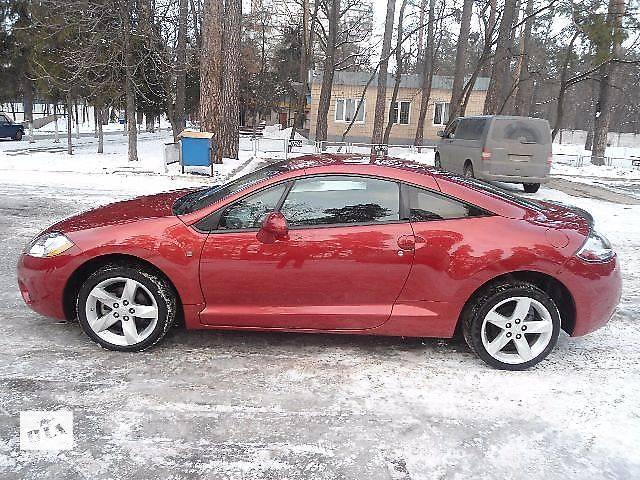 продам Продам переднюю и заднюю четверть на Mitsubishi Eclipse 2008г  бу в Киеве