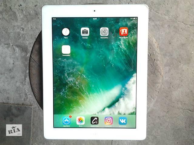 бу Продам планшет iPad 4 Retina 16 Gb+Wi-Fi  в Новой Каховке
