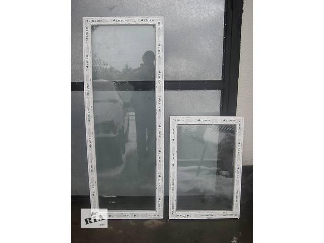продам Продам пластиковые окна бу в Черновцах