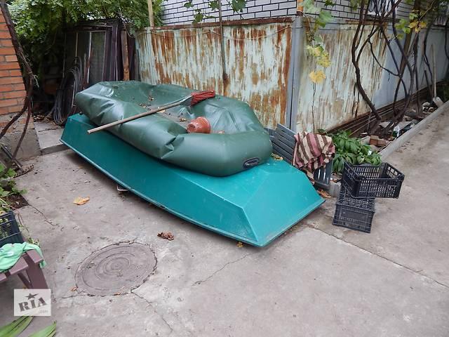 купить бу продам пластиковую лодку окунь в Запорожье